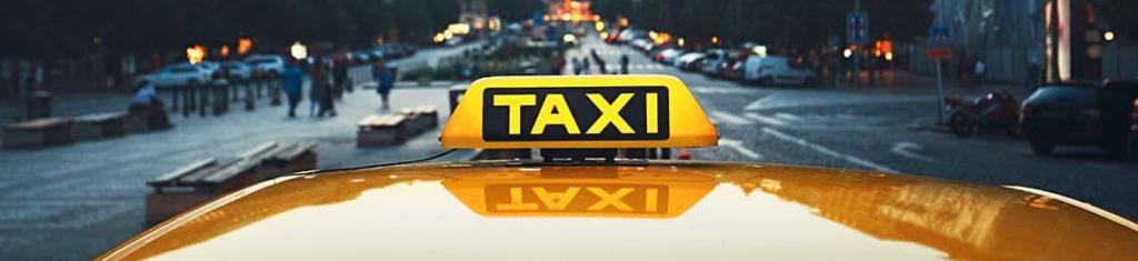 Taxi Chambéry sur réservation