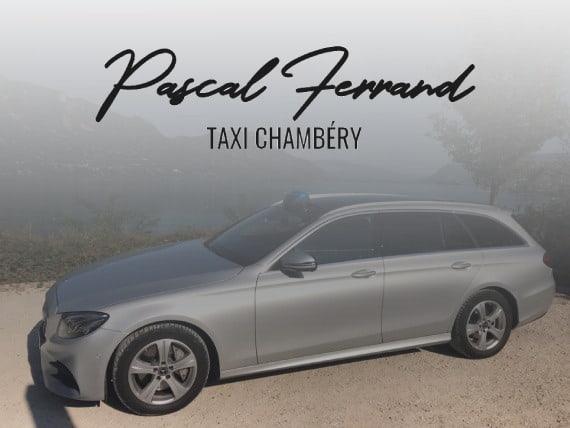 Taxi Chambery Gare Aeroport Medical - Pascal Ferrand