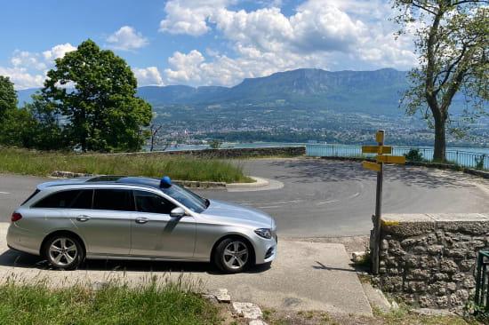 Commander un taxi Chambery et Savoie
